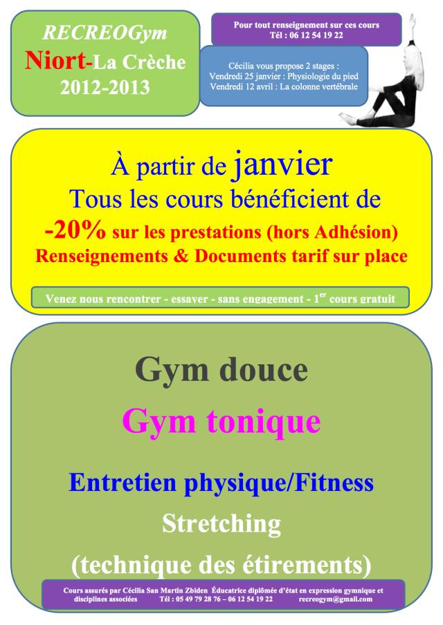 Affiche 2012-2013